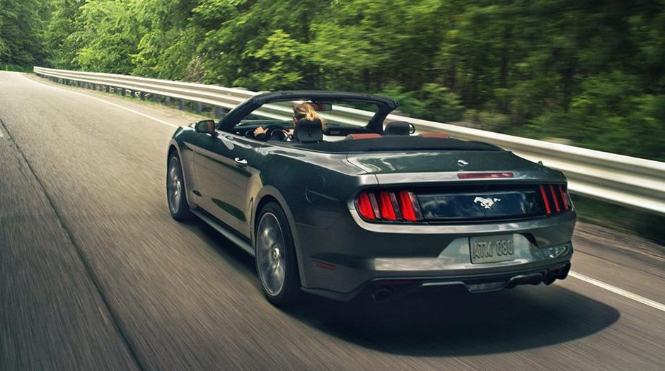 Ford Mustang Tops The List Of Best Convertible Cars For 2017