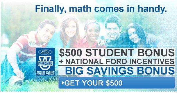 Ford-Student-Bonus-Program-Image