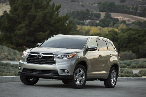 Toyota Highlander Lease >> Toyota Highlander In Orange County Ca Santa Margarita Toyota