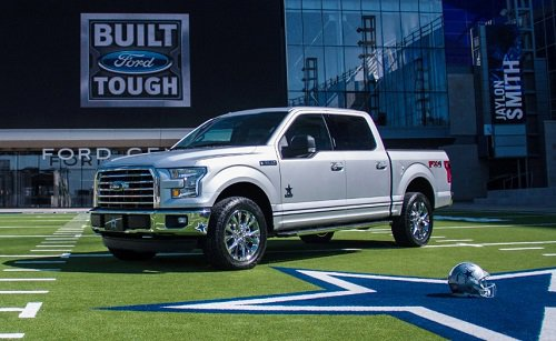 For The Ultimate Cowboys Fan Ford Is Building A Limited Run Of 400 Dallas Special Edition F 150 Trucks With Unique Exterior Badging