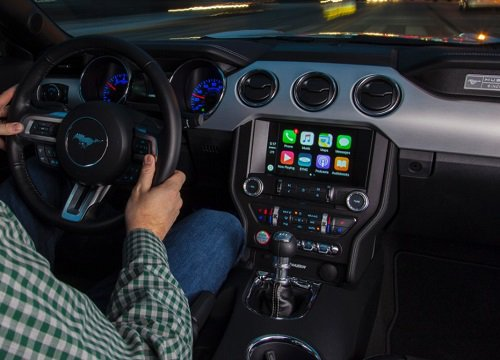 5 Star Ford Plano >> Ford Bringing Apple CarPlay and Android Auto to SYNC 3