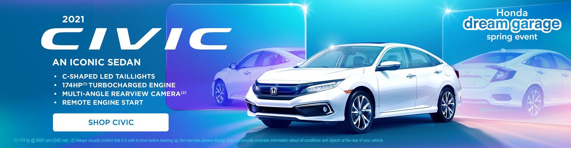 2021 Civic Honda