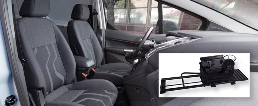 B&D Transfer Seats for Wheelchair Vans & Handicap Vehicles