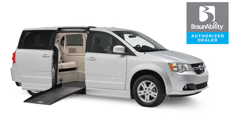 Wheelchair Accessible Vans >> New Used Dodge Wheelchair Vans For Sale Braunability