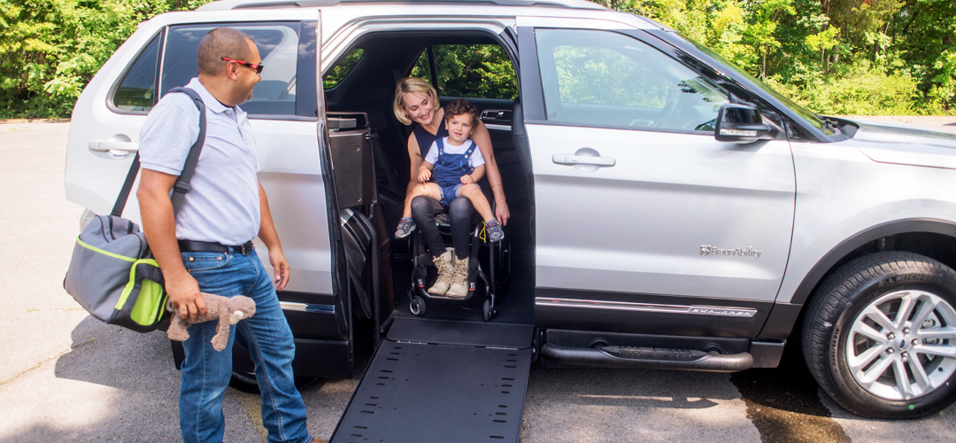Schedule a Home Demo for Wheelchair Vans