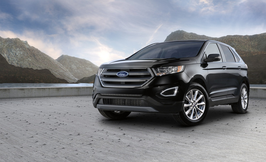 Looking For Great Ford Edge Lease Deals Here In Rochester Ny Come See Us Here At Van Bortel Ford