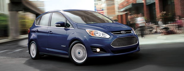 Ford S C Max Is A Por Hybrid Car One Of Its Top Features The Customizable Lcd Display On You See How Your Driving Habits Affect