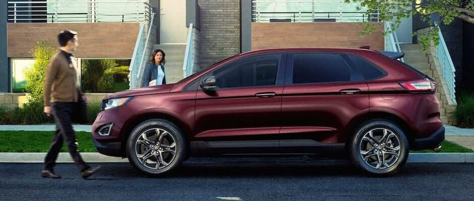 Families Looking For More Space Should Consider The New Ford Edge It Offers More Cargo Space And Convenience Features Than The Escape