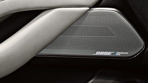 2019 INFINITI Q60 Bose Speaker