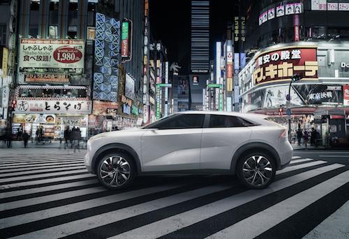 INFINITI QX Inspiration Concept Vehicle