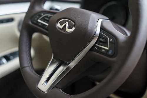 INFINITI QX50 Steering