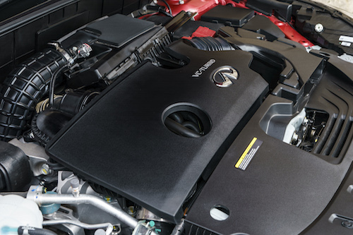 INFINITI QX50 VC Turbo Engine
