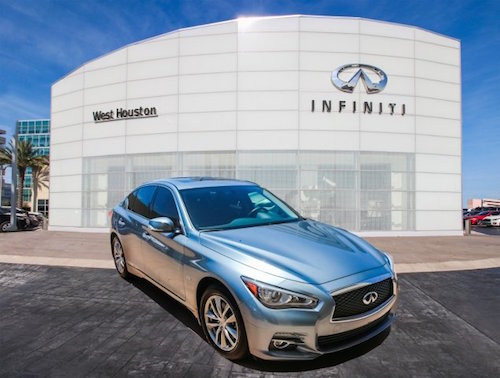 Certified Pre-Owned INFINITI 3