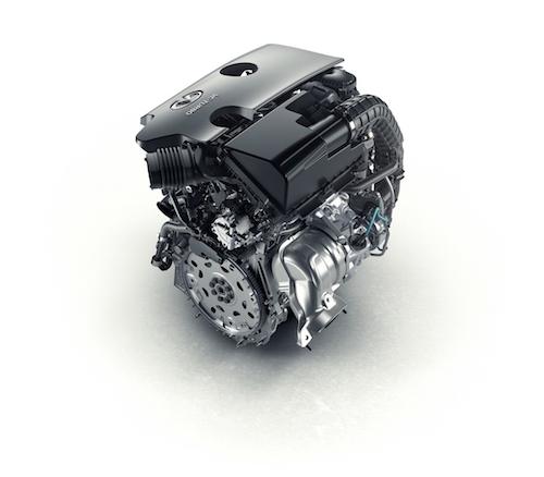 Infiniti 4-Cylinder VC-T Engine