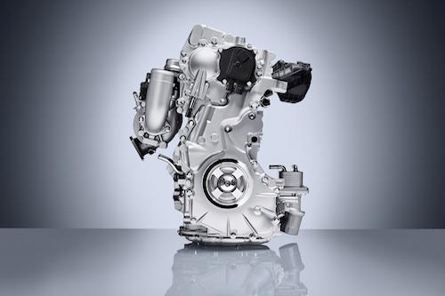 INFINITI VC-Turbo Gas Engine