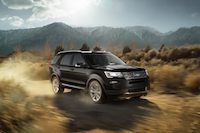 2018 Ford Explorer in Farmington